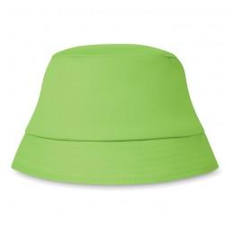BILGOLA - Pălărie de soare. Bumbac 160gr KC1350-48, Lime