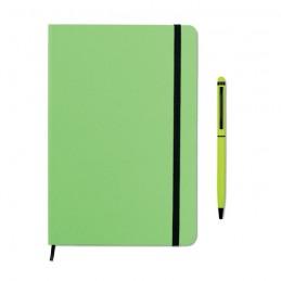 NEILO SET - Set carnet notițe              MO9348-48, Lime