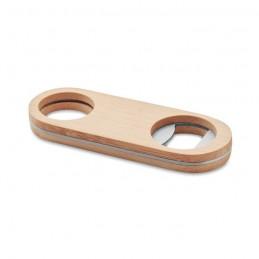 VALBAMPER - Desfăcător de sticlă de bambus MO9925-40, Wood