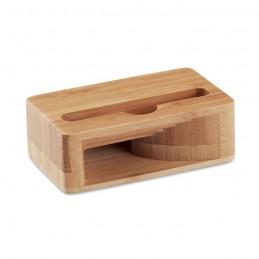 CARACOL - Suport/amplificator din bambus MO9706-40, Wood