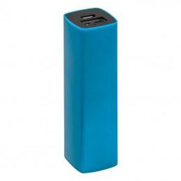 Powerbank 2200mAh cu cablu USB - 2034324, Light Blue