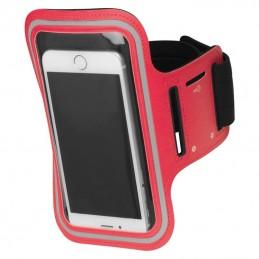 Suport telefon mobil pe braţ - 9072605, Red