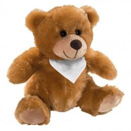 Ursuleţ din pluş - mijlociu - 5045101, Brown