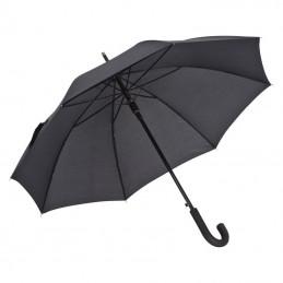 Umbrelă cu schelet din aluminiu - 4345303, Black
