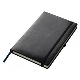 Bloc notes cu linii, A5 - 2763603, Black