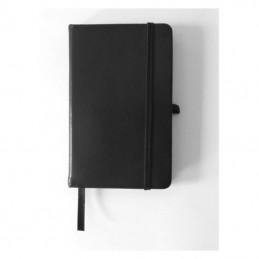 Agendă cu 80 de file - 2031503, Black