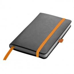 Agendă cu 80 de file - 2031510, Orange