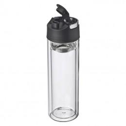 Flacon din sticlă cu sită - 6287966, Transparent