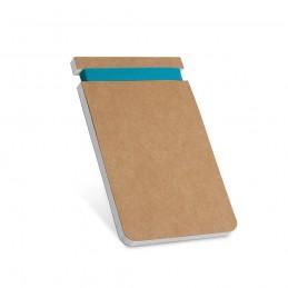 WILDE. Notepad 93711.24, Albastru deschis