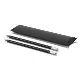 BRENTANO. Set de creioane 91737.27, Argintiu satinat