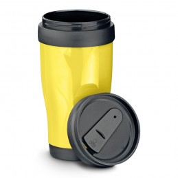 MARIO. Travel cup 54383.08, Galben