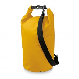 HARU. Bag rucsac cilindric 10 L impermeabil 72435.08, Galben