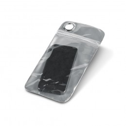 Touch screen pouch for smartphone 58315.23, Gri deschis