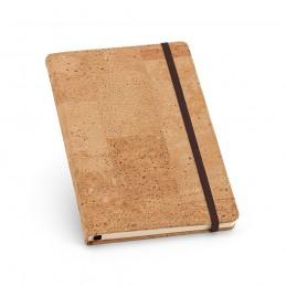 PORTEL. Notepad de buzunar pluta 93488.60, Natural