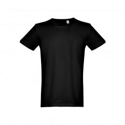 SAN MARINO. Tricou pentru barbati 30186.03-XXL, Negru