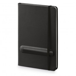 LINKED. A5 Notepad 53423.03, Negru