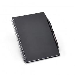 MIRONTE. A5 Notepad 93498.03, Negru