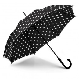 POPPINS. Umbrella 31117.03, Negru