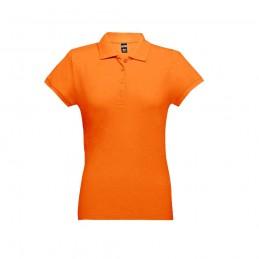 EVE. Tricou polo pentru dame 30135.28-XXL, Portocaliu