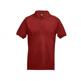 ADAM. Tricou polo pentru barbati 30131.15-L, Burgundia