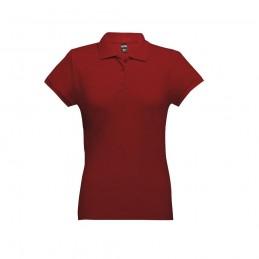 EVE. Tricou polo pentru dame 30135.15-XXL, Burgundia