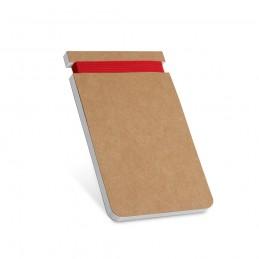 WILDE. Notepad 93711.05, Roșu