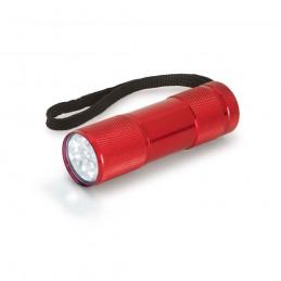 FLASHY. Lanternă 94736.05, Roșu