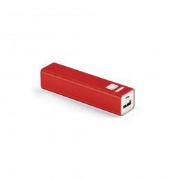 HEVESY. Baterie portabilă 97323.05, Roșu