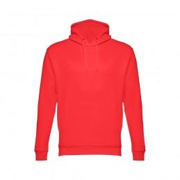 PHOENIX. Pulover cu glugă unisex 30160.05-L, Roșu