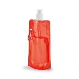 KWILL. Sticla pliabilă 94612.05, Roșu