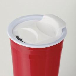 GOBLET. Cupa de călătorie 54506.05, Roșu