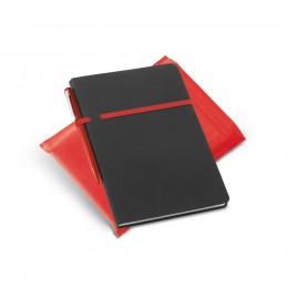 DUMAS. A5 Notepad 93716.05, Roșu