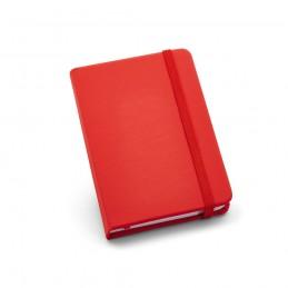 BECKETT. Notepad de buzunar 93732.05, Roșu