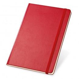TWAIN. A5 Notepad 93494.05, Roșu