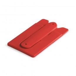 CARVER. Suport pentru card smartphone 93321.05, Roșu