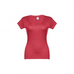 ATHENS WOMEN. Tricou pentru dame 30118.95-XXL, Roșu melange
