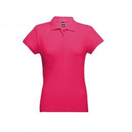 EVE. Tricou polo pentru dame 30135.02-XXL, Roz