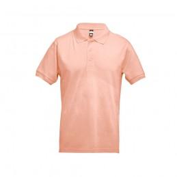 ADAM. Tricou polo pentru barbati 30131.68-L, Somon