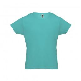 LUANDA. Tricou pentru barbati 30102.44-XXL, Albastru turcoaz