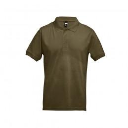 ADAM. Tricou polo pentru barbati 30131.49-XXL, Verde armată