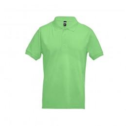 ADAM. Tricou polo pentru barbati 30131.19-XXL, Verde deschis