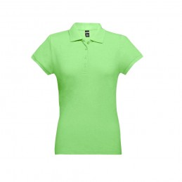 EVE. Tricou polo pentru dame 30135.19-L, Verde deschis
