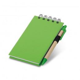 ALF. Notepad 53369.19, Verde deschis
