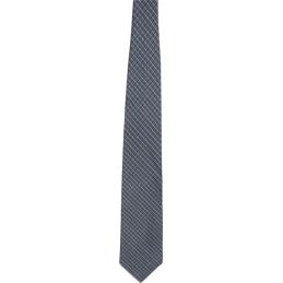 Tienamic - cravată AP1121-20, cenușiu închis