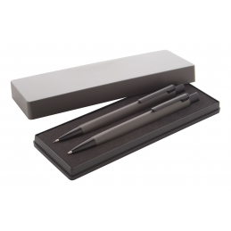 Trippy - set pix și creion mecanic AP805993-80, gri închis