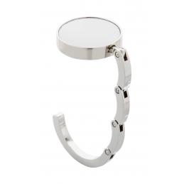 Factor - cârlig geantă AP873012-01, argintiu