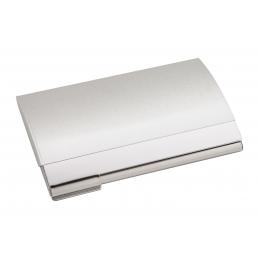 Dome - suport cărţi de vizită AP801710, argintiu