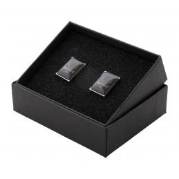 Master - set butoniere AP810723, argintiu