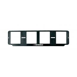 Chevy - suport număr de înmatriculare AP761648, argintiu