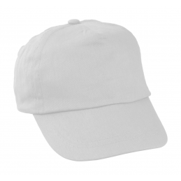 Sportkid - şapcă baseball pentru copii AP731937-01, alb